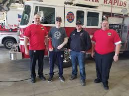 100 Two Men And A Truck Cedar Rapids Fire __FD Twitter