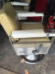 1960 emil j paidar barber chair