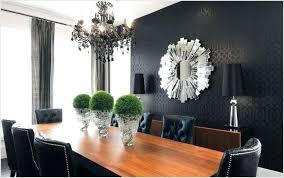 Wonderful Modern Dining Room Wall Decor Ideas With