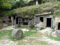 site troglodytique des goupillières d azay le rideau indre et loire