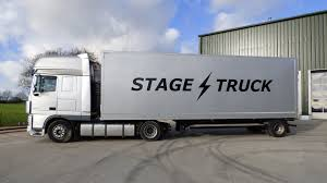 100 20 Ft Truck 30ft Trailer Stagetruck
