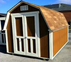 mini barns storage sheds built on your site five year warranty