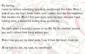 Love Letters For Boyfriend Romantic Love Letter for Him – Dgreetings