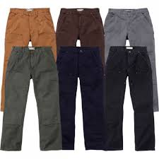 100 Carhart On Sale EB136 Double Front Work Pant