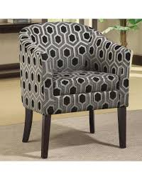 Coaster Charlotte Hexagon Patterned Accent Chair - Austin's ... Coaster Fine Fniture 902191 Accent Chair Lowes Canada Seating 902535 Contemporary In Linen Vinyl Black Austins Depot Dark Brown 900234 With Faux Sheepskin Living Room 300173 Aw Redwood Swivel Leopard Pattern Stargate Cinema W Nailhead Trimming 903384 Glam Scroll Armrests Highback Round Wood Feet Chairs 503253 Traditional Cottage Styled 9047 Factory Direct
