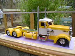 100 Peterbilt Model Trucks Hotrod Truck Garage Of Dreams Semi Trucks