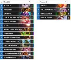 hearthstone asia pacific spring playoffs 2017 top 8 decks results