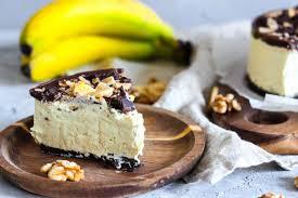 rezept bananen schoko törtchen ohne backen vegan