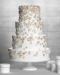 Cake Decoration Ideas With Gems by Dazzling And Delicious How To Add Sparkle To Your Cake Martha