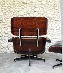 Eames Lounge And Ottoman Rosewood Eames Lounge Chair By Herman Miller And Vitra Fniture Black Leather Swivel Replica With Charles Dark Brown White Icf For Vintage Lounge Chair 60s Style Stool Original Model Rare 670 Ottoman 671 Cognac And Polished Sides Black Rosewood Classic Ea670