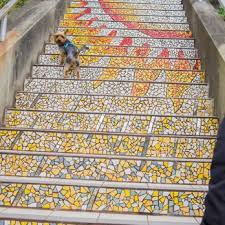 16th avenue tiled steps address the 16th avenue tiled steps 1493 photos 519 reviews local