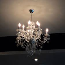 discount china wholesale e14 6w led candle light bulb chandelier