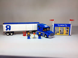 LEGO City Toys R Us City Truck Set 7848 (2010) Review - YouTube Review Toys R Us Bricktober 2015 Buildings Lego City Truck 7848 Buying Pinterest Lego Itructions Picrue Excavator And 60075 Toysrus Lego Track Top Legos City Toys Shop 4100 Pclick Uk Exclusive Brand New Cdition Amazoncom Year 2012 Series Set Us Truck Flickr Toy Store Tired 100 Complete Diy Book 2 Youtube