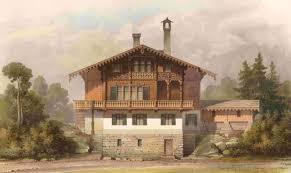 100 Mountain Home Architects Swiss Chalet Style Wikipedia