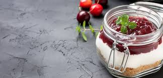 leckere geschäftsidee frische kuchen im glas versenden