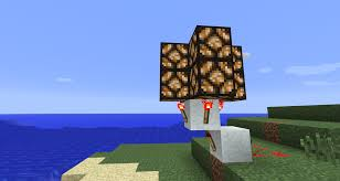 Minecraft Redstone Glowstone Lamp by Minecraft How Can I Control A Tower Of Redstone Lamps Arqade