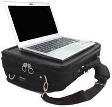 Padded Computer Lap Desk by Trabasack Max Lap Desk Travel Bag Ethos Disability