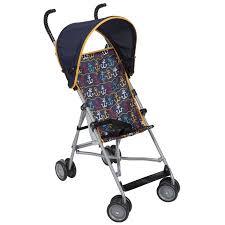 Cosco Umbrella Stroller With Canopy Choose Your Color Walmart