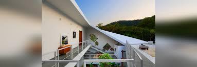 100 Court Yard Houses NoteDs Tomoe Villas Reinterpret Traditional Indian