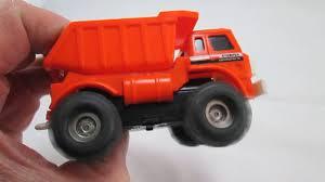 100 Stomper Toy Trucks Vintage Schaper Construction Dump Truck Vehicle YouTube