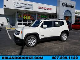 New Renegade For Sale In Orlando, FL - Orlando Dodge Chrysler Jeep Ram