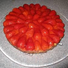 nuss erdbeer kuchen rezept