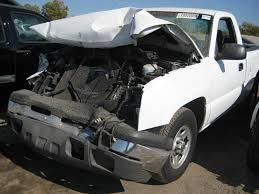 100 Chevy Silverado Truck Parts 2004