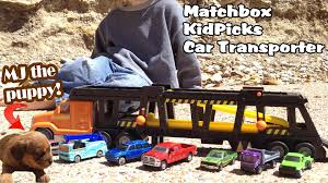 Toys R Us MATCHBOX KidPicks Car TRANSPORTER TRUCK And MJ The PUPPY ... Dump Truck Vector Free Or Matchbox Transformer As Well Trucks For 742garbage Toy Toys Buy Online From Fishpdconz Compare The Manufacturers Episode 21 Garbage Recycle Motormax Mattel Backs Line Stinky Toynews 66 2011 Jimmy Tyler Flickr Lesney No 26 Gmc Tipper Red Wbox Tique Trader Amazoncom Vehicle Games Only 3999 He Eats Cars
