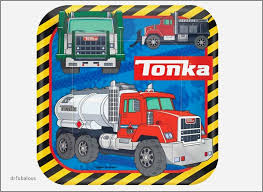 100 Tonka Truck Birthday Party Fire Candles Inspirational Tonka Supplies