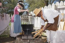 Colonial Williamsburg Va Halloween by Don U0027t Call It A Comeback Candlemaking Returns To Colonial