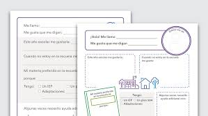 Presentar Un Niño A Un Maestro Nuevo Carta De Presentación Para