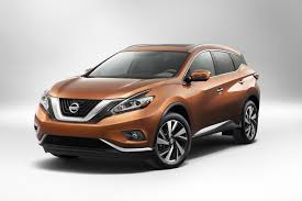 N Y Auto Show 2015 Nissan Murano s new look is still funky latimes