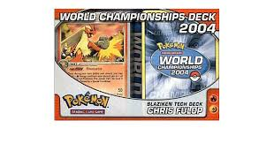pokemon world chionship 2004 deck en amazon co uk toys