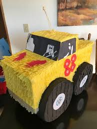 Monster Truck Pinata. | Pinatas | Pinterest | Monster Trucks And ... Monster Truck Party Cre8tive Designs Inc Custom Order Gravedigger Monster Truck Pinata Southbay Party Blaze Inspired Pinata Ideas Of And The Piata Chuck 55000 En Mercado Libre Monster Jam Truckin Pals Wooden Playset With Hot Wheels Birthday Supplies Fantstica Machines Kit Candy Favors Instagram Photos Videos Tagged Piatadistrict Snap361 Trucks Toys Buy Online From Fishpdconz Video Game Surprise Truck Papertoy Magma By Sinnerpwa On Deviantart