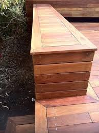 seat wall designs custom built bench seating spotted gum timbers