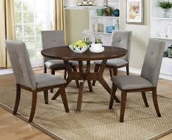 Round Dining Table With Chairs Cm3556 Round Top Solid Wood With Mirror Ding Table Set Espresso Homy Living Merced Natural Wood Finish 5 Piece East West Fniture Antique Pedestal Plainville Microfiber Seat Chairs Charrell Homey Design Hd8089 5pc Brnan Single Barzini And Black Leatherette Chair Coaster 105061 Circular Room At Hotel Hershey Herbaugesacorg Brera Round Ding Table Nottingham Rustic Solid Paula Deen Home W 4 Splat Back Modern And Cozy Elegant Sets