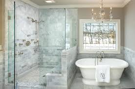 houzz bathroom glass doors traditional shower leaded window