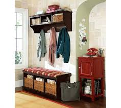 Pottery Barn Entryway Bench And Shelf Entryway Storage Bench ... Workspace Pbteen Desk Pottery Barn Office Fniture Entryway A Smallspace Makeover And Small Spaces Best 25 Barn Entryway Ideas On Pinterest Bench Cushion Awesome House Storage System And Shelf Samantha With Mudroom Surprising Table Entrancing Eclectic Console Tables Ideas On