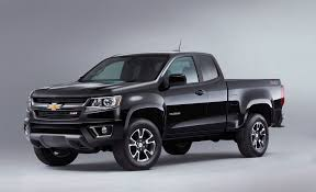 2017 Chevrolet Colorado Vs. 2017 Toyota Tacoma: Compare Trucks