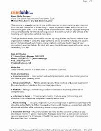 Buyer Resume Sample Unique What Is Key Skills In Example Examples Of Resumes