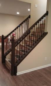 Exterior Stair Railing Kits - Myfavoriteheadache.com ... Best 25 Steel Railing Ideas On Pinterest Stairs Outdoor 82 Best Spindle And Handrail Designs Images Stairs Cheap Way To Child Proof A Stairway With Banisters Which Are Too Stair Remodeling Ideas Home Design By Larizza Modern Neutral Wooden Staircase With Minimalist Railing Wood Deck New Decoration Popular Loft Wonderfull Crafts Searching Obtain Advice In Relation Banisters Banister Idea Style Open Basement Basement Railings Jam Amp