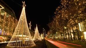 Outdoor Christmas Street Decoration Light Outdoor Decorative Pole