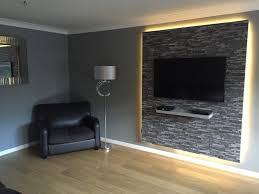 bildergebnis für tv wand selber bauen laminat tv wand
