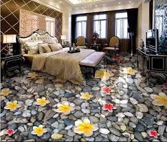 selbst adhesive boden kopfstein wasserdicht 3d tapete wohnzimmer schlafzimmer bad home verbesserung 3d bodenbelag pvc tapete
