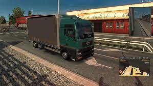 MAN TGA XXL TANDEM V2.3   ETS2 Mods   Euro Truck Simulator 2 Mods ...