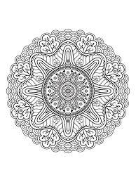 Mindfulness Mandalas No3 Coloring PagesAdult ColoringColoring BooksIslamic PatternsMandala