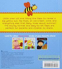 Pumpkin Books For Toddlers by Amazon Com Baby Loves Summer A Karen Katz Lift The Flap Book