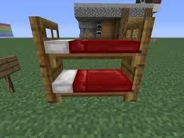 Minecraft Blueprint Bunk Bed by NeonBlacklightTH on DeviantArt