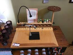 Fly Tying Table Woodworking Plans by 552 Best Fly Tying Tables Images On Pinterest Fly Tying