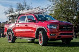 100 Ram Truck 1500 2019 RAM Review Bigger Everything GearJunkie